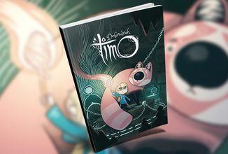 V červnu nás čeká nádherně stylizovaný pohádkový komiks s názvem Dobrodruh Timo