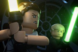 Trailer na LEGO Star Wars Holiday Special sľubuje humor a paródiu