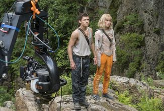 Lionsgate zverejnil prvý plagát k sci-fi filmu Chaos Walking