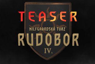 Rudobor IV. – zaklínačský LARP - teaser