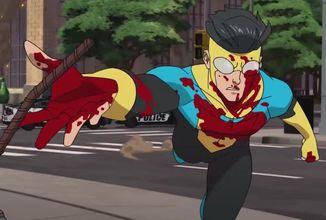 Komiksová séria Invincible dostáva animovaný seriál od Amazonu