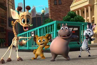 Madagaskar bude mať nový roztomilý prequel seriál