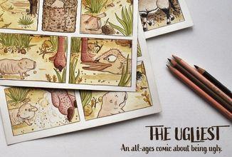The Ugliest, komiks, který se věnuje ošklivosti a vypořádání se s posměšky
