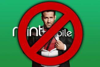 Nová streamovacia platforma Ryana Reynoldsa sa ruší