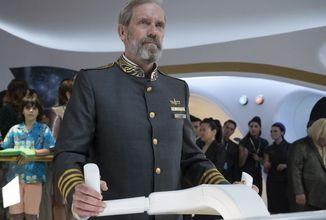 Doktor House kapitánom medzihviezdnej lode v novom seriáli od HBO