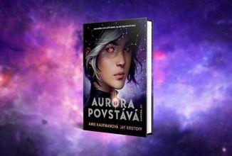 Tým odpadlíků musí vykonat sebevražednou misi v knize Aurora povstává