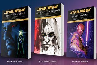 Lucasfilm vydá legendy v lepší kvalitě a s novou obálkou