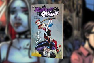 Harley Quinn proti gothamskému podsvětí v novém komiksu