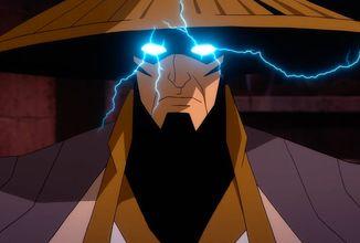 První ukázka z Mortal Kombat Legends: Scorpion's Revenge