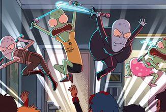 """Rodinka z vesmíru destabilizuje ľudstvo alebo čo nás čaká v animovanom seriáli """"Solar Opposites"""""""