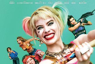 Birds of Prey (Podivuhodná proměna Harley Quinn) se předvádí v druhém, velmi doslovném traileru