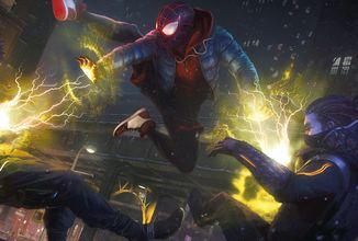 Vstupte do příběhu Marvel's Spider-Man: Miles Morales díky chystané knize