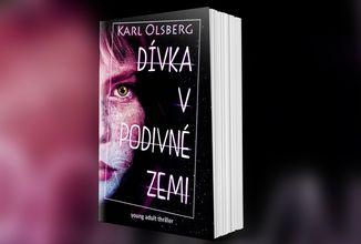 Sophia nalezne velice vyspělou společnost ve sci-fi románu Dívka v podivné zemi