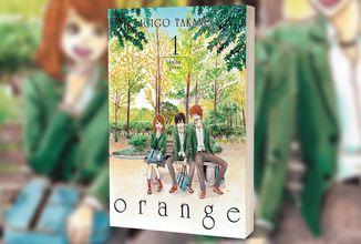 Životní příběh o přátelství, nápravě životních chyb a lásce? To je první díl nové mangy s názvem Orange