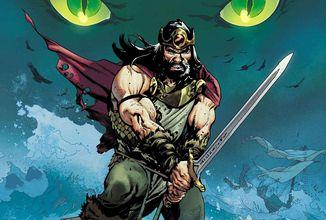 Komiksový Conan od Jasona Aarona bude pokračovat. Jak si kultovní barbar povede v roli otce?