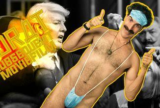 Borat je zpátky v další šílené komedii