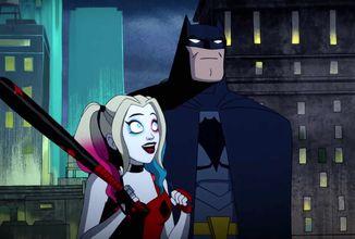 Harley Quinn, Apokolips a Batman s prerazeným chrbtom v druhej sérií animovaného seriálu