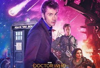 Time Lord Victorious má oficiálny plán vydania a Dalekovia dostávajú seriál