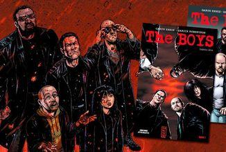 Komiksy The Boys za pár korún a k tomu aj kopec ďalších