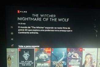 Na portugalském Netflixu unikla stránka animovaného filmu o zaklínači Vesemirovi