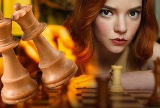 Dámský gambit je aspirant na nejlepší seriál roku