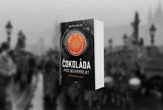 Čokoláda pro wehrmacht, zajímavý dieselpunkový román z alternativní historie