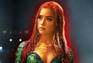 Byla Amber Heard vyhozena z Aquamana?