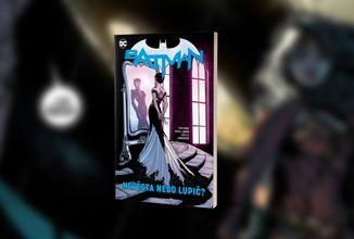 Dávný slib rozruší Batmanovu svatbu s Catwoman
