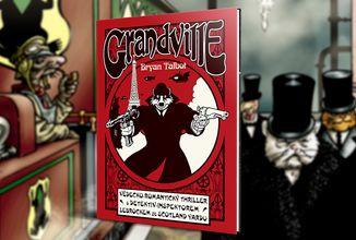 Jezevčí detektiv LeBrock musíš vyšetřit vraždu britského diplomata v prvním díle komiksu Grandville
