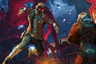 Videohru Marvel's Guardians of the Galaxy doprovodí dvě knihy od vydavatelství Titan Books