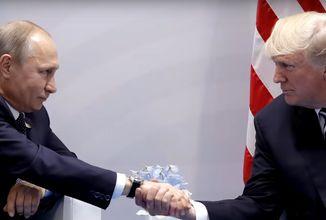 Dokumentárny film Agenti Chaosu alebo ako Rusko stvorilo Trumpa