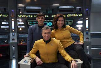 Návrat kapitána Pikea a Spocka oficiálne potvrdený v spin-offe Strange New Worlds
