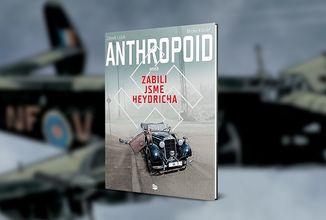 Nakladatelství Argo vydalo komiks zpracovávající operaci Anthropoid