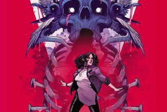 Nezávislá komiksová série Shadow Service se dočkala svazkového vydání