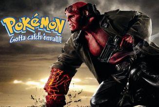 Mike Mignola se nyní věnuje Pokémonům