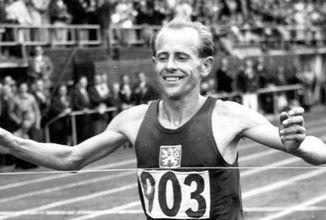Vyšel teaser k filmu Zátopek, vyprávějícím o životě legendárního běžce