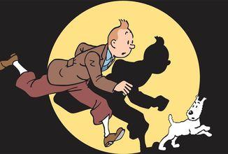 Ve vývoji má být nová akční adventura s Tintinem