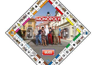 Český seriál Ulice má vlastní verzi Monopoly