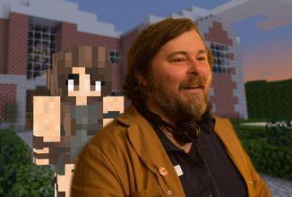 Režisér filmu Tomb Raider 2 dizajnuje filmy v Minecrafte