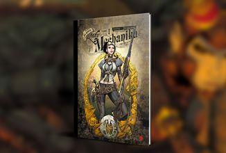 Vyprodaný první svazek série Lady Mechanika dostane druhé vydání
