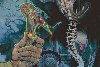 Crossover Hell & Gone's spojuje Sandmana se sérií Zámek a klíč