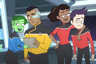 Star Trek: Lower Decks sa odhaľujú v rozhovore s Mikeom McMahanom