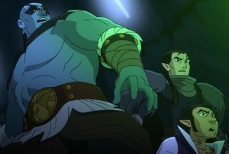 Animovaný D&D seriál The Legend of Vox Machina ukazuje prvé video zo zákulisia