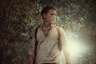 Tom Holland lituje, že v Uncharted ztvárnil Nathana Drakea