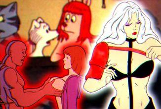 Animované filmy, které rozhodně nejsou pro děti