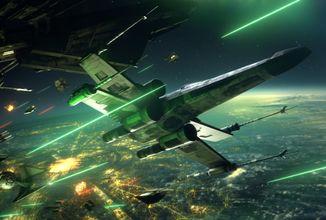 Sedmiminutový CG trailer na Star Wars: Squadrons odhaluje příběh z pohledu Imperiálů