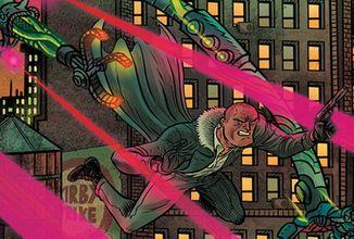 Cosmic Detective je velice zajímavým Kickstarterovým projektem od známých komiksových tvůrců
