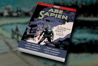 Abe Sapien v novom poviedkovom zborníku a ďalšie novinky z Comics Centra