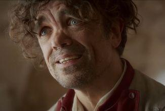 Tyrion Lannister bude nejen udatně šermovat, ale i láskyplně zpívat. Muzikál Cyrano představuje první trailer
