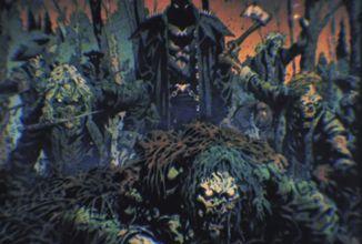 Komiks Dark Nights: Death Metal sa pripomína oficiálnym soundtrackom